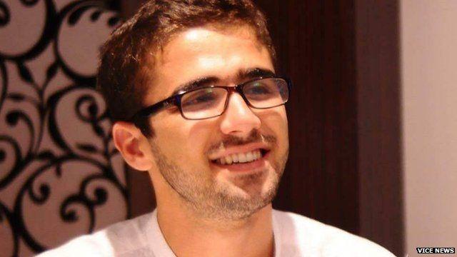 Turkey-based Iraqi journalist and translator Mohammed Ismael Rasool was arrested alongside the two Britons