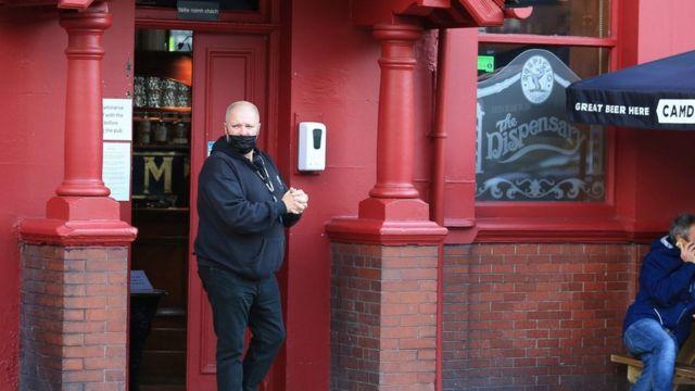 Liverpool'da bir pub