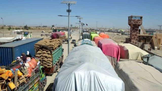 আফগান-পাকিস্তান সীমান্ত
