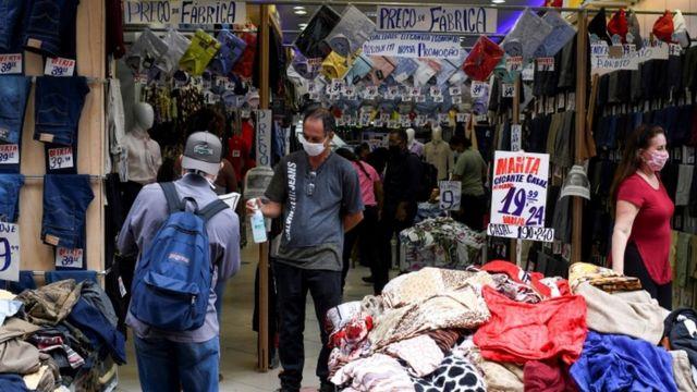 Loja popular no Rio de Janeiro
