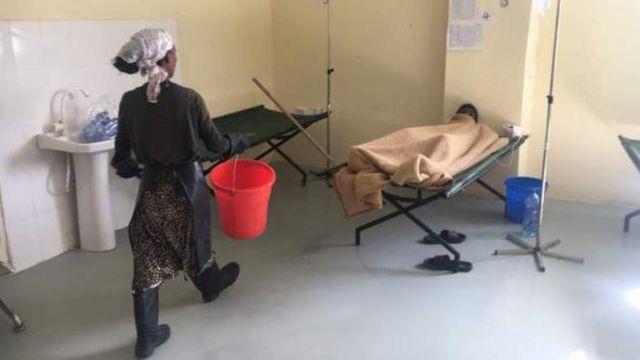 Ethiopia Diarrhoea outbreak