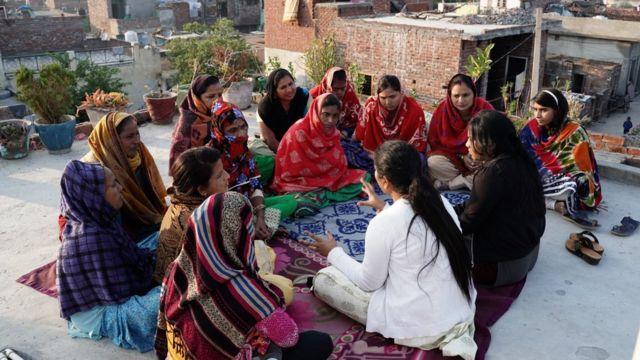 दलित महिला, भारत