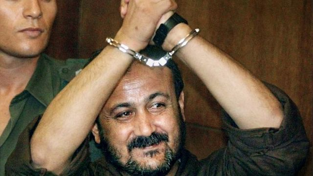 Marwan Barghouti (file photo)