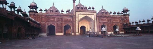 جامع مسجد آگرہ