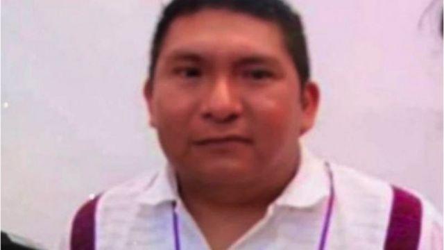 Cristian López era originario de Oaxaca.