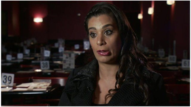 US-Palestinian comedian Maysoon Zayid