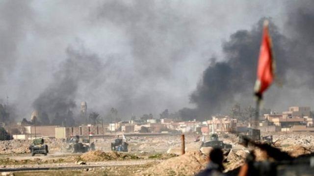 عملية الموصل