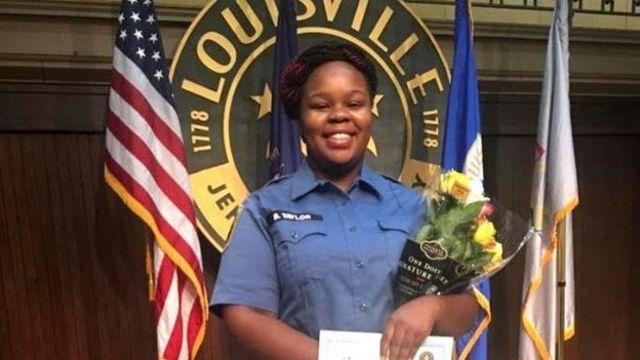 Breonna Taylor 26 yaşında ödül kazanmış bir sağlık çalışanıydı