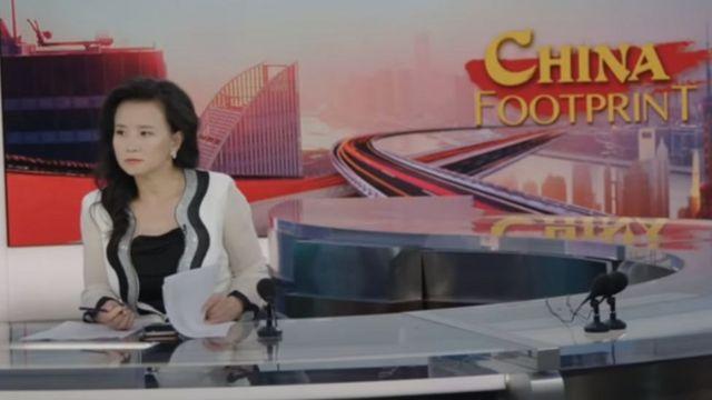 Australian journalist Cheng Lei dey present