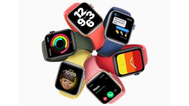 Новые часы Apple