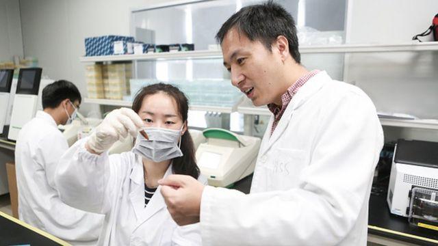 محکومیت دانشمند چینی به جرم اصلاح ژن انسان