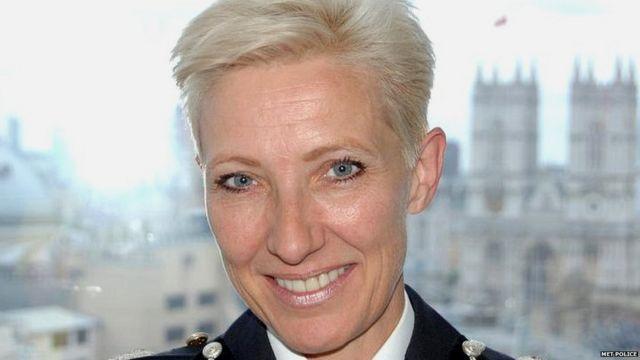 Начальник полиции Кристин Джонс