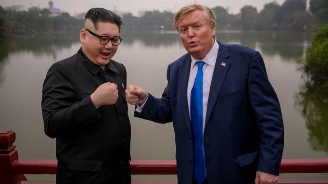 किम जोंग-उन, हावर्ड एक्स, डोनल्ड ट्रंप, रसेल व्हाइट, वियतनाम
