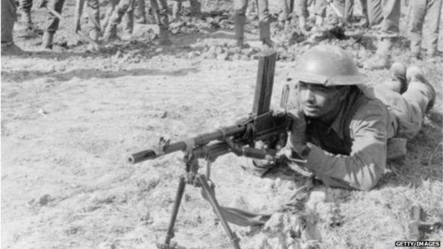 1971 | తూర్పు పాకిస్తాన్లో భారత సైన్యం ఆపరేషన్