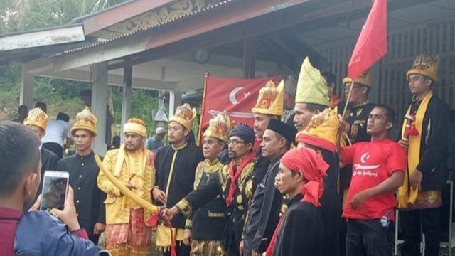 Bupati dan raja di Aceh