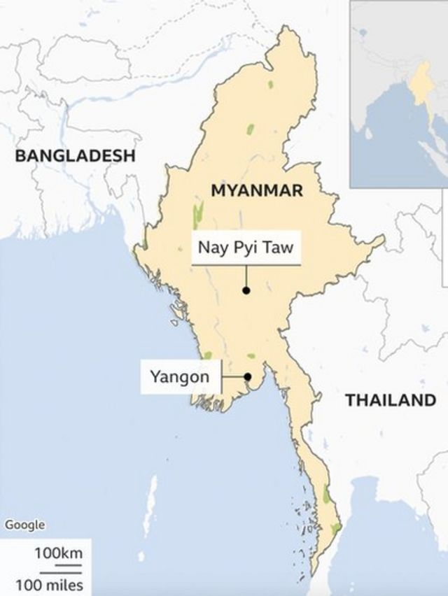 Myanmar coup: What is happening and why?