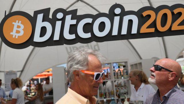 Participantes da Bitcoin 2021