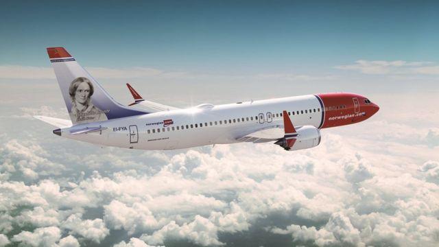 Norwegian 737 Max