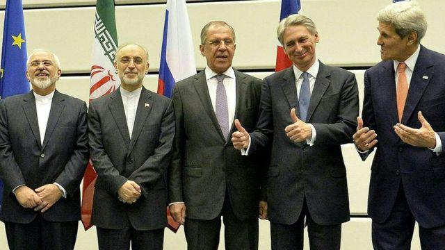 イランと6カ国の核協議は今年7月に合意に達した
