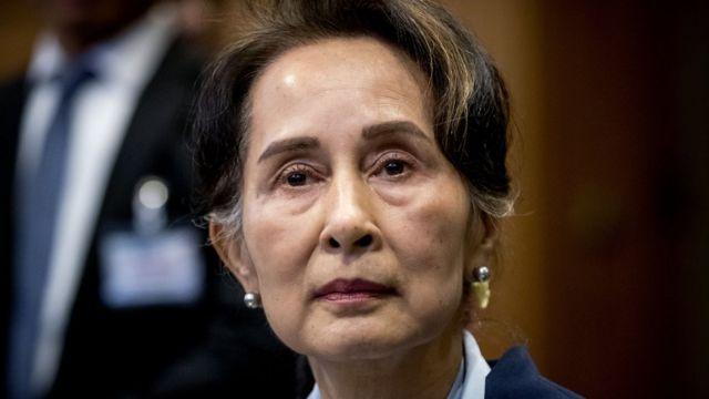 နယ်သာလန် သည်ဟေ့ဂ်မြို့မှာ အိုင်စီဂျေအပြင် မြန်မာကိုတရားစွဲဖို့လုပ်နေတဲ့ အိုင်စီစီပါ ရှိနေတာဖြစ်