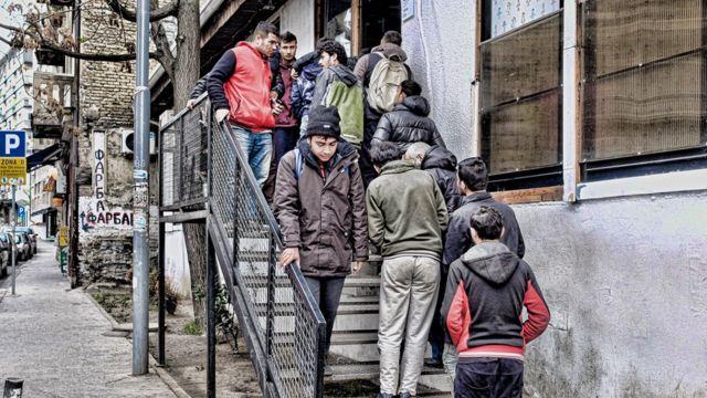 La Serbie constitue ce que certains appellent la route des Balkans