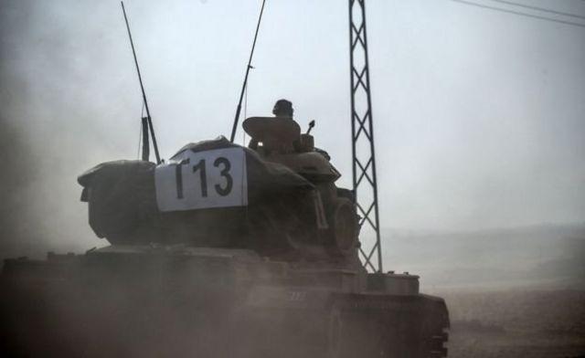 Türkiyə tankı