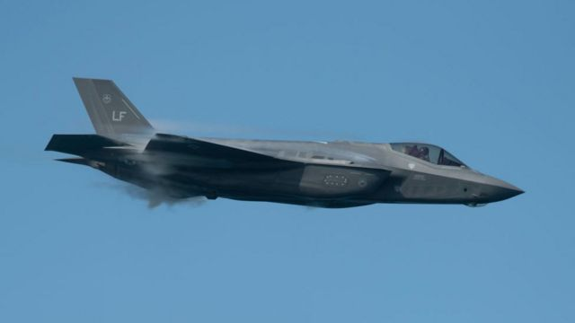 صفقة السلاح الضخمة للإمارات تتضمن مقاتلات أف - 35 المتطورة