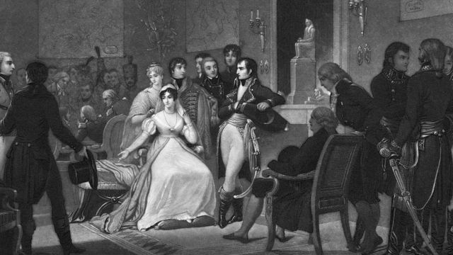 Napoleón Bonaparte asumió como emperador el 28 de mayo de 1804.
