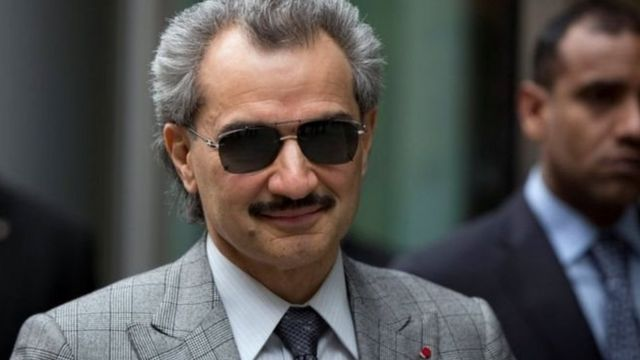 شہزادہ الولید بن طلال