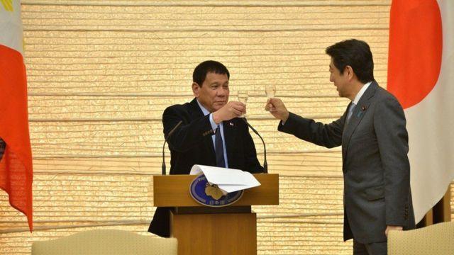 ဖိလစ်ပိုင် သမ္မတ ဒူတာတေး