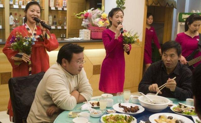 北朝鮮が国外で運営するレストランは貴重な外貨の取得手段だ