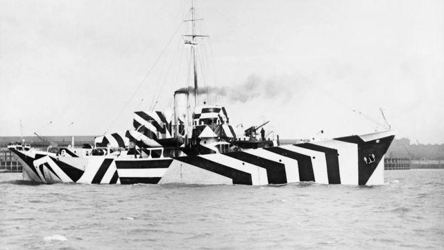 السفينة الحربية إتش إم إس كيلدانغان