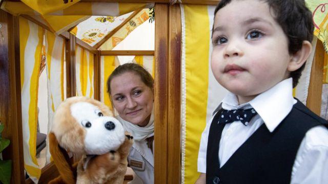 Дом ребенка при ИК-2 УФСИН России по Республике Мордовия
