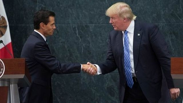 Mexique USA