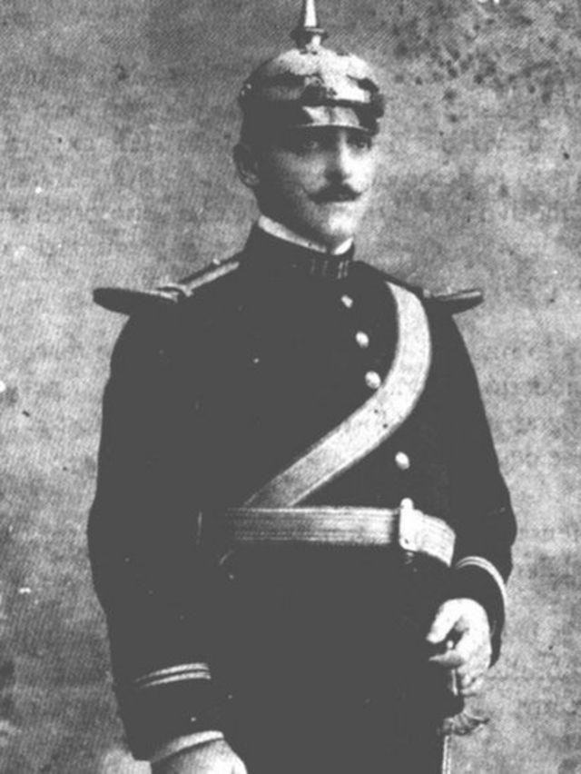 El capitán Ramón Arnaud Vignon (1877–1915). Foto de la Colección Historia Gráfica de la Armada de México.
