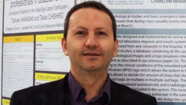 احمدرضا جلالی، محقق مقیم سوئد بود که به دعوت دانشگاه تهران به ایران رفت و سپس بازداشت شد.