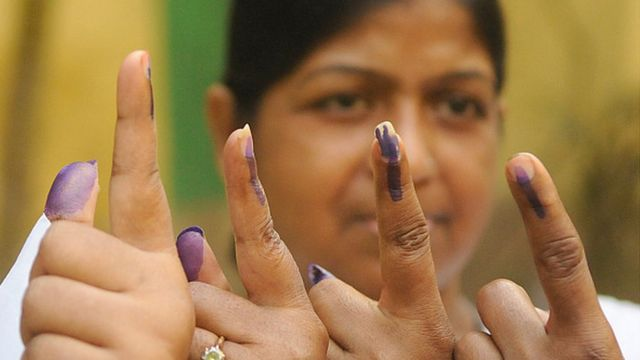 मतदान