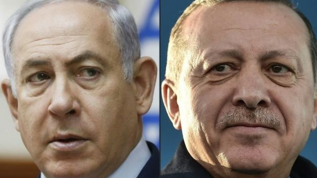 netanyahu erdoğan