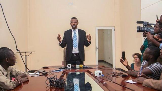 Journaliste de profession, Philippe Mpayimana, n'est pas connu sur la scène politique rwandaise