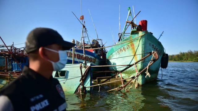 Malaysia bắn tàu VN vào 'đánh bắt cá bất hợp pháp', một người chết ...