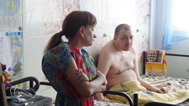 Ірина Лаптєва та Віталій Зінченко