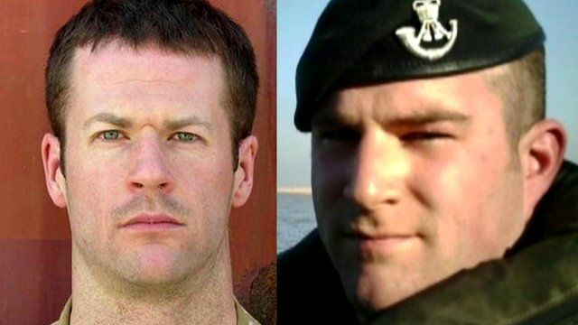 Soldiers who were killed in Afghanistan