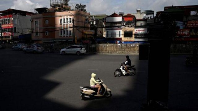 Góc đường Hà Nội
