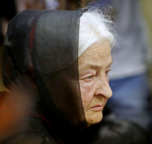 Матір - Валентина Павлівна Бузина - просить всі сторони не затягувати судовий процес