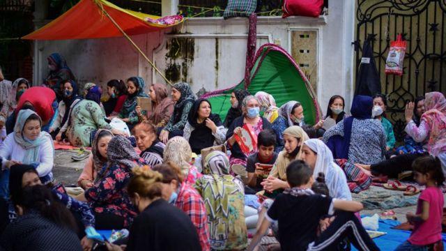 در نظرسنجی که این سازمان طی ماه جاری و ماه گذشته (سپتامبر و اوت) انجام داد به این نتیجه رسید که حدود ۹۳ درصد شهروندان افغانستان دسترسی به غذای کافی ندارند که دلیل عمده آن نبود پول برای تهیه غذاست.