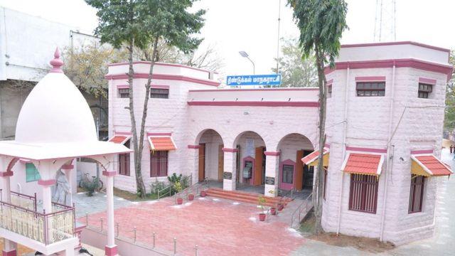 திண்டுக்கல் மாநகராட்சி