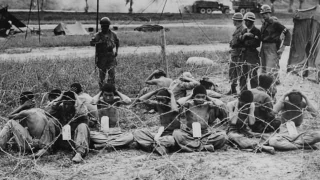guerra entre as Coreias