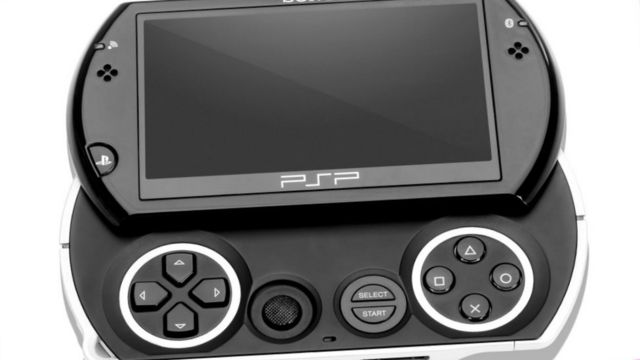 PSP Go, de Sony