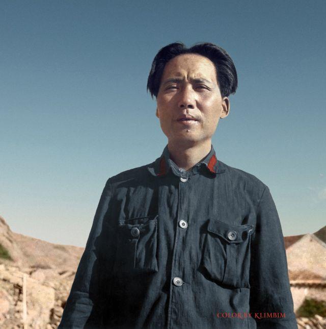 Maozedong 3: 毛澤東在延安,1937年