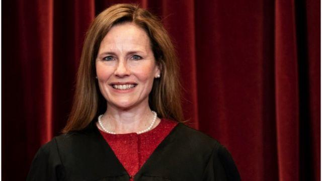 Juíza Amy Coney Barrett